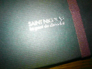 サンニコラ(<br />  ´∀`)